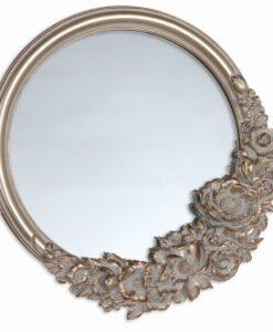 Specchio Blanc Mariclò Cavaliere della rosa Collection L 36 x H 40 cm