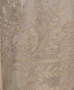 Tenda con mantovana Blanc Mariclo Tessa