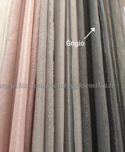 Tenda Blanc Mariclo Stripy Jacquard 150x290 cm Grigio