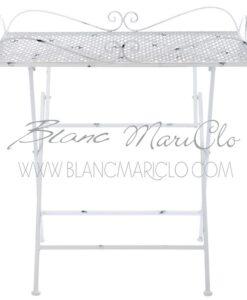 Tavolino ferro Blanc Mariclò Portofino Collection