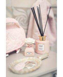 Diffusore per ambienti con bastoncini Blanc Mariclo Midnight Jasmine Lirica Collection
