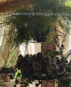 Porta piante da appendere in ferro Blanc Mariclò Cuore a cuore Collection