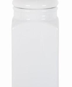 Barattolo Blanc Mariclo Basic White Collection Bianco