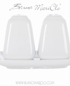 Sale e pepe Blanc Mariclo Basic White Collection Bianco
