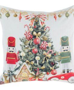 Cuscino Blanc Mariclo Christmas Carol Collection 50x50 cm