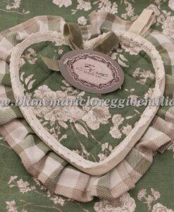 Presina cuore Blanc Mariclo Lo Speziale Collection