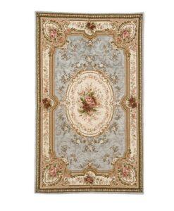 Tappeto Blanc Mariclo Elegant Collection 140 x 195 cm Grigio