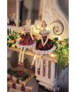 Decoro angelo damigella Blanc Mariclo Cornelia Collection