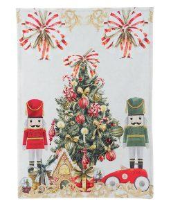 Canovaccio Blanc Mariclo Christmas Carol Collection 50x70 cm