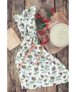 Canovaccio con mestolo Blanc Mariclo Christmas Gift Collection