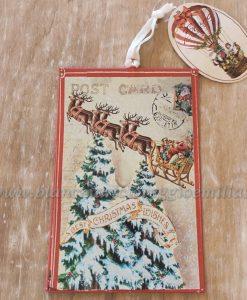 Decoro Cartolina Blanc Mariclo Anita Collection